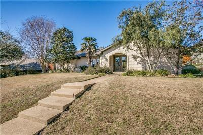 Richardson Single Family Home For Sale: 208 Fall Creek Drive