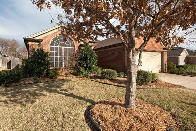 Euless Single Family Home Active Option Contract: 908 Winston Drive