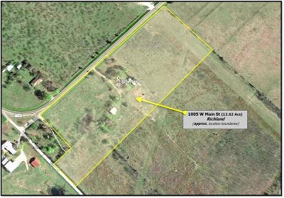 Richland Residential Lots & Land For Sale: 1005 W Main Street