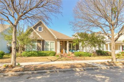 North Richland Hills Single Family Home Active Option Contract: 8613 Olmstead Terrace
