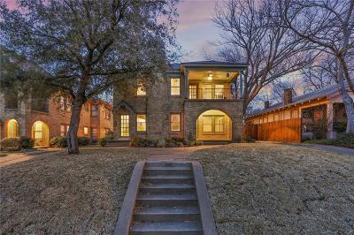 Dallas County Multi Family Home For Sale: 5609 Goodwin Avenue