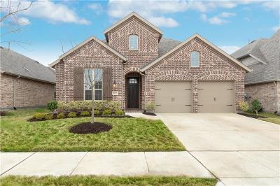 Prosper Single Family Home For Sale: 15712 High Line Drive