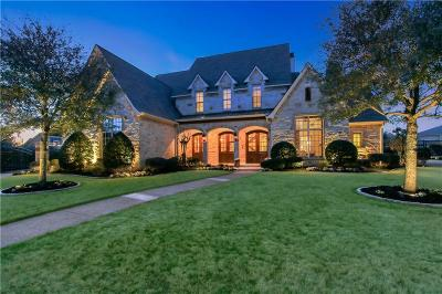 Southlake Single Family Home Active Option Contract: 2120 Snow Mass Court
