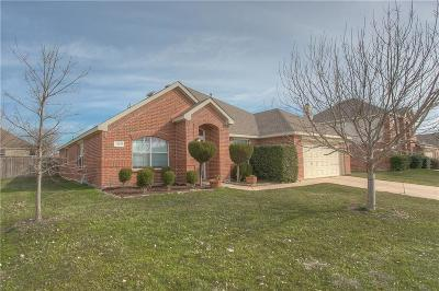 Fort Worth Single Family Home Active Option Contract: 1120 Victory Bells Drive