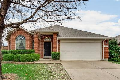 Fort Worth TX Single Family Home Active Option Contract: $249,900