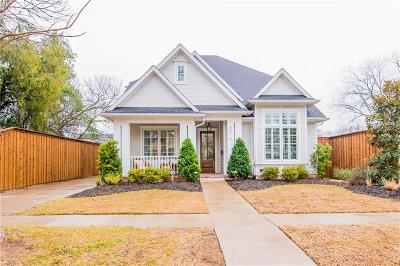 Waxahachie Single Family Home For Sale: 214 Williams Street