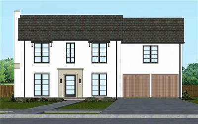 Single Family Home For Sale: 4156 Beechwood Lane