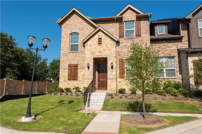 Richardson Townhouse For Sale: 825 Rohan Drive