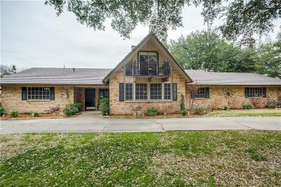 Benbrook Single Family Home For Sale: 4213 Winding Way