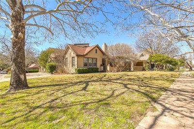Single Family Home For Sale: 1908 Forest Park Boulevard