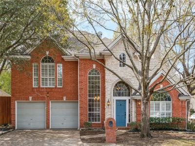 Dallas Single Family Home For Sale: 2626 Lakeforest Court