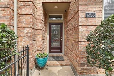 Dallas Townhouse For Sale: 4236 Holland Avenue