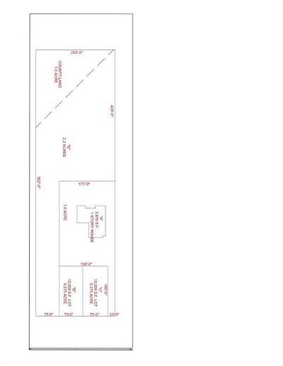 Little Elm Commercial Lots & Land For Sale: 2229 W Eldorado Parkway