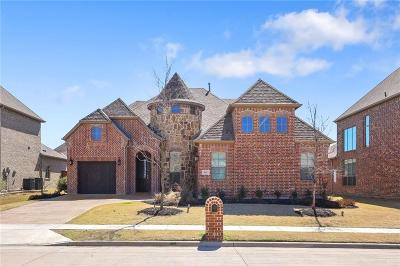 Prosper  Residential Lease For Lease: 861 Waterview Drive