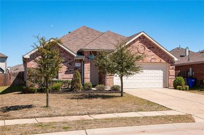 Forney Single Family Home Active Option Contract: 2113 Cone Flower Drive