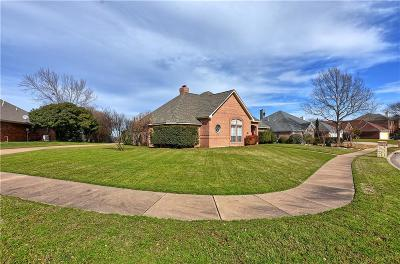 Benbrook Single Family Home Active Option Contract: 10192 Fieldcrest Drive