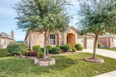 Denton Single Family Home For Sale: 5504 Millers Creek Drive