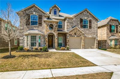 Fort Worth Single Family Home For Sale: 12709 Forest Glen Lane