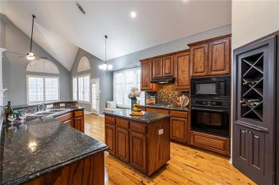 Frisco Single Family Home Active Option Contract: 5752 Country View Lane