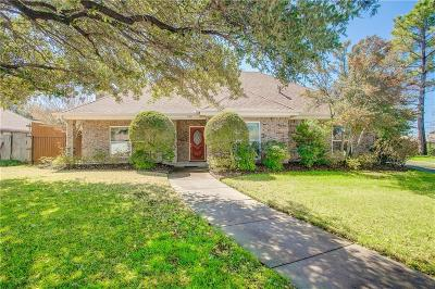 North Richland Hills Single Family Home Active Option Contract: 7308 Wesley Court
