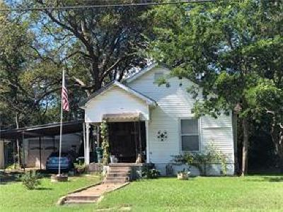 Sherman Single Family Home For Sale: 902 S Montgomery Street