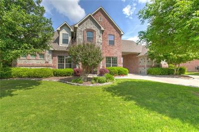 Denton Single Family Home For Sale: 3333 Clubview Drive