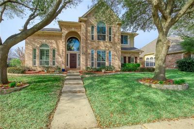Keller Single Family Home Active Contingent: 732 Cliffmoor Drive