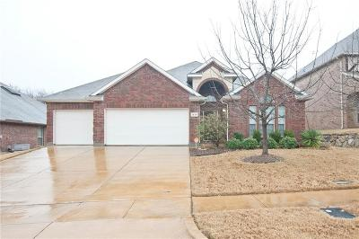 Midlothian Single Family Home For Sale: 1618 Country Hills