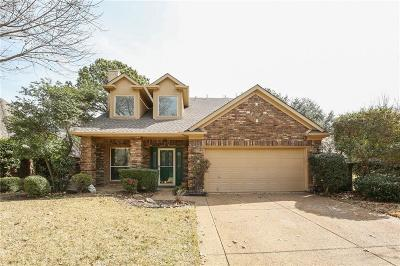 Flower Mound Single Family Home Active Option Contract: 4216 Lauren