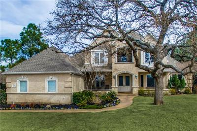 Southlake Single Family Home Active Option Contract: 1227 Strathmore Drive