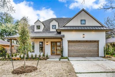 Single Family Home For Sale: 7220 Clemson Drive