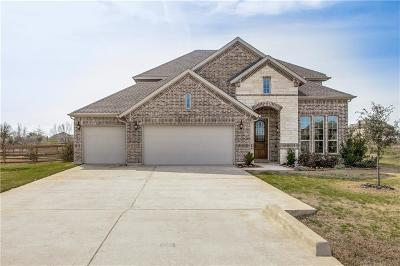 McKinney Single Family Home Active Option Contract: 317 Meadow View Drive