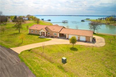Angus, Barry, Blooming Grove, Chatfield, Corsicana, Dawson, Emhouse, Eureka, Frost, Hubbard, Kerens, Mildred, Navarro, No City, Powell, Purdon, Rice, Richland, Streetman, Wortham Single Family Home For Sale: 802 Shoreline Road