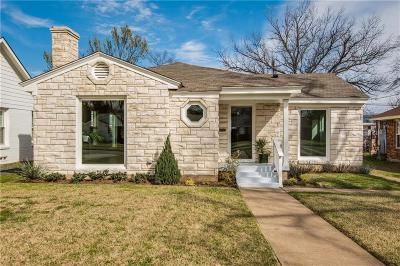 Single Family Home Active Contingent: 7718 Robin Road