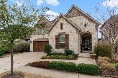 Mckinney Single Family Home For Sale: 6013 Heron Bay Lane