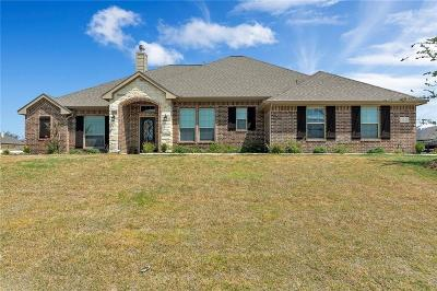 Archer County, Baylor County, Clay County, Jack County, Throckmorton County, Wichita County, Wise County Single Family Home For Sale: 112 Heather Lane
