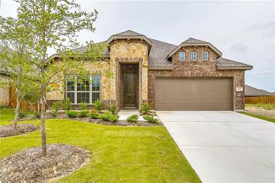 Waxahachie Single Family Home For Sale: 224 Old Settlers Trail