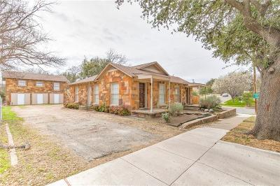 Tarrant County Multi Family Home Active Option Contract: 4019 Lafayette Avenue