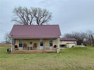 Clay County Single Family Home For Sale: 145 Fm 3077