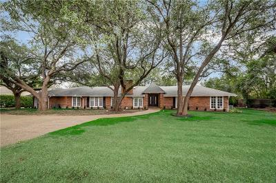 Dallas, Fort Worth Single Family Home For Sale: 7140 Royal Lane