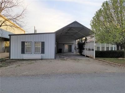 Whitney TX Single Family Home For Sale: $85,000
