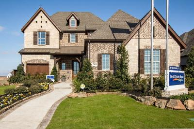 Prosper Single Family Home Active Contingent: 2891 Meadow Dell Drive