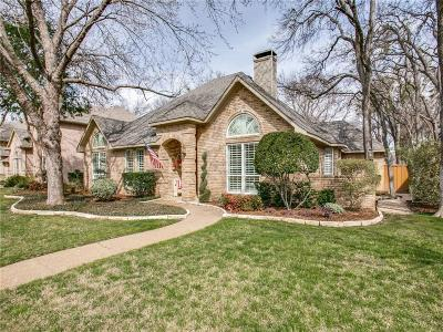 Coppell Single Family Home Active Option Contract: 730 Alendale Drive