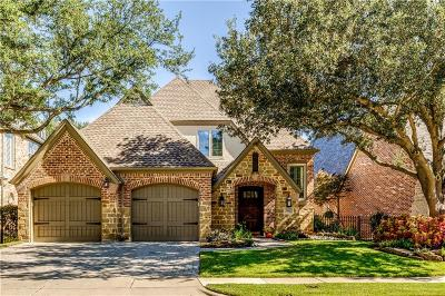 Plano Single Family Home For Sale: 2141 Sutton Place