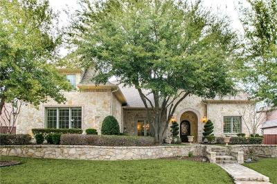 McKinney Single Family Home For Sale: 605 Old Course Circle