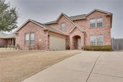 Wylie Single Family Home Active Option Contract: 1215 Chestnut Hill Drive