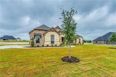 Midlothian Single Family Home For Sale: 2721 Clear Lake Drive
