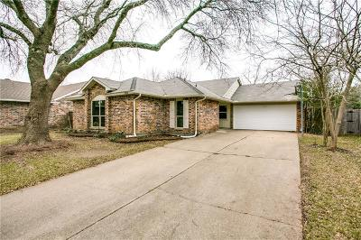Forney Single Family Home For Sale: 504 Pinyon Place