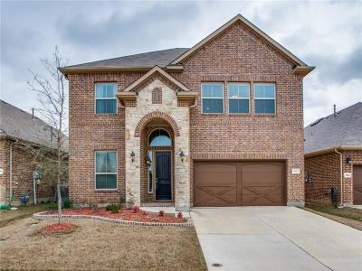 Lewisville Single Family Home For Sale: 2027 Milano Lane