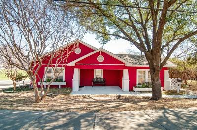 Rockwall Single Family Home For Sale: 201 S Clark Street